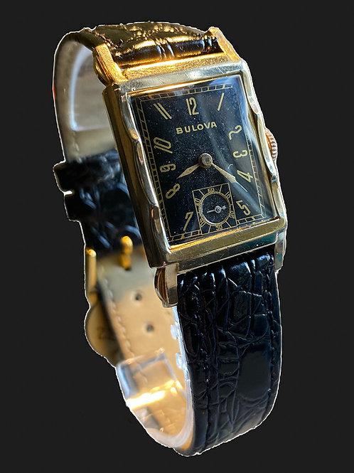 c.1950 Bulova Excellency Gents Dress Watch