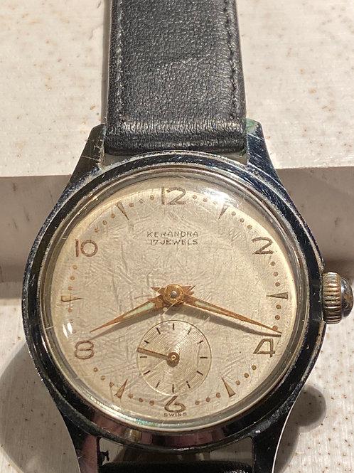 1950's Kerandra Gents Dress Watch