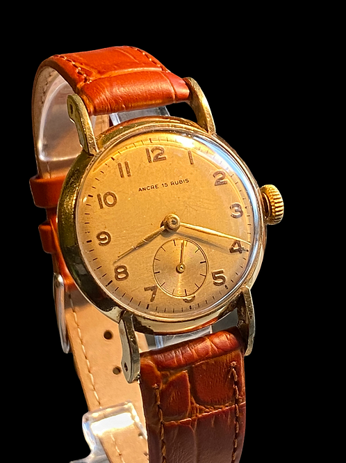 1950's Gents Ancre Dress Watch