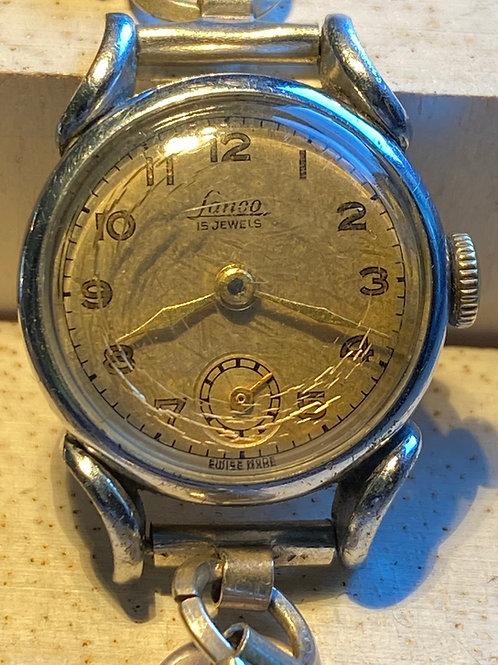 1930's Lanco (Langendorf Watch Co) Ladies Dress Watch