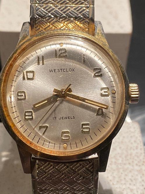 1960's Westclox Gents Dress Watch