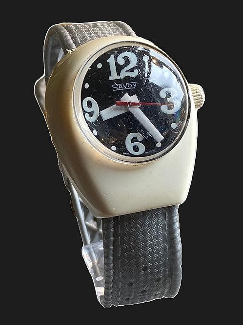 1960's Unisex Savoy Bakelite Mod Watch