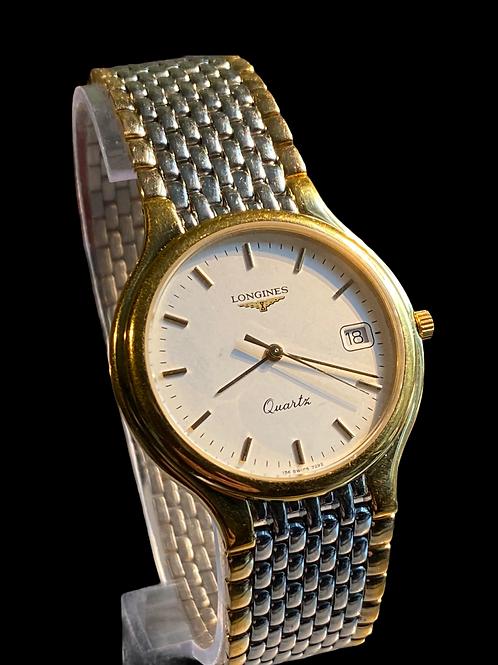 1990's Longines Flagship Gents Bracelet Wat