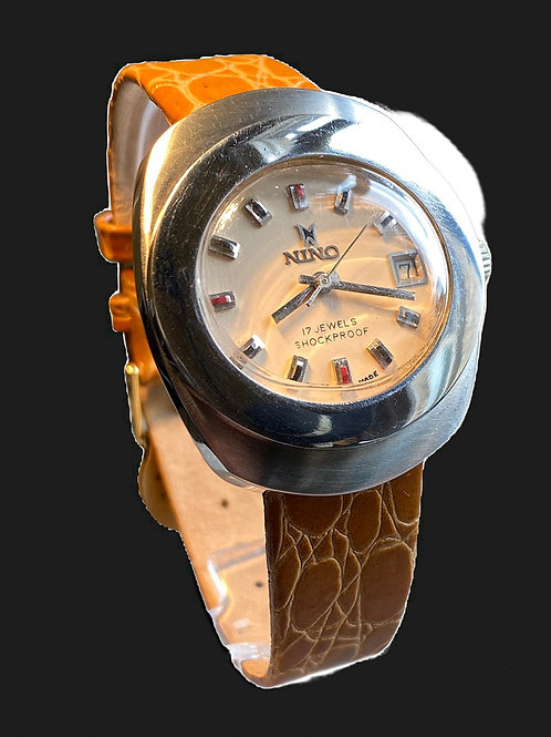 1970's Immaculate Nino Gents Automatic Dress Watch