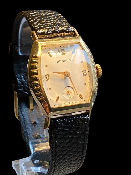1950's Benrus Gents Dress Watch