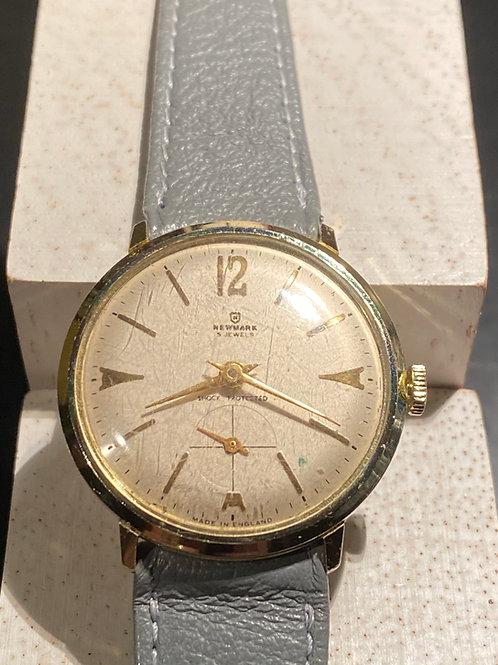1960's Newmark Gents Dress Watch