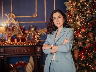 Новогодние съемки 2019. Карина