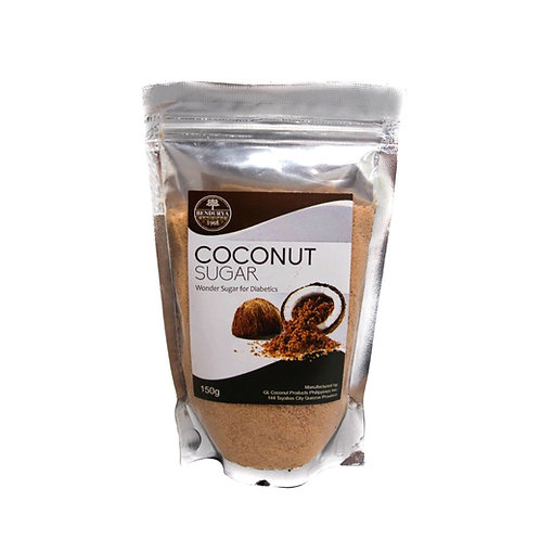 Coconut Sugar Pouch (150g)