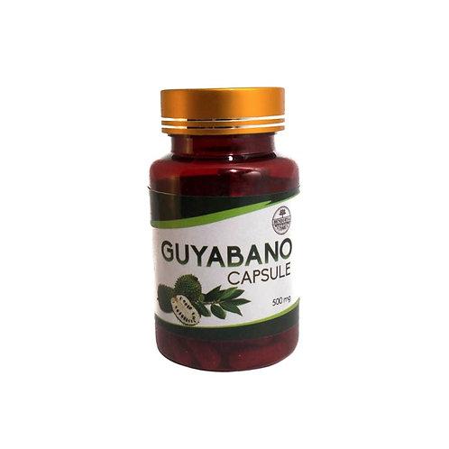 Guyabano Capsule (500mg)