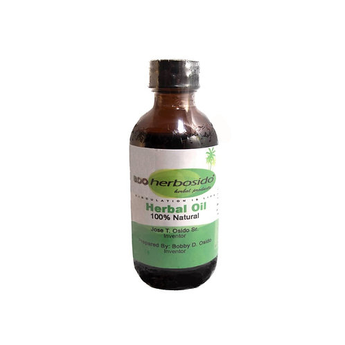 Herbosido Herbal Oil (60ml)