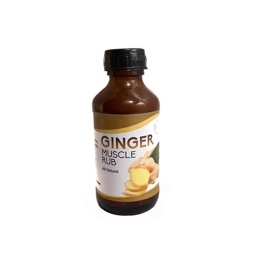 Ginger Muscle Rub (50ml)
