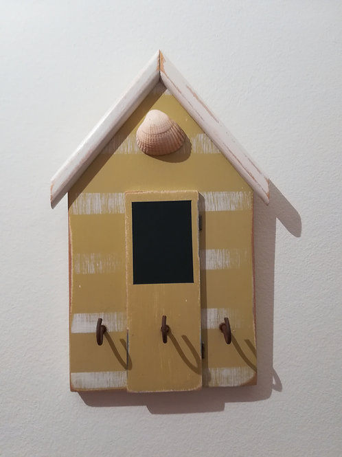 Artisan Beach Hut Key holder
