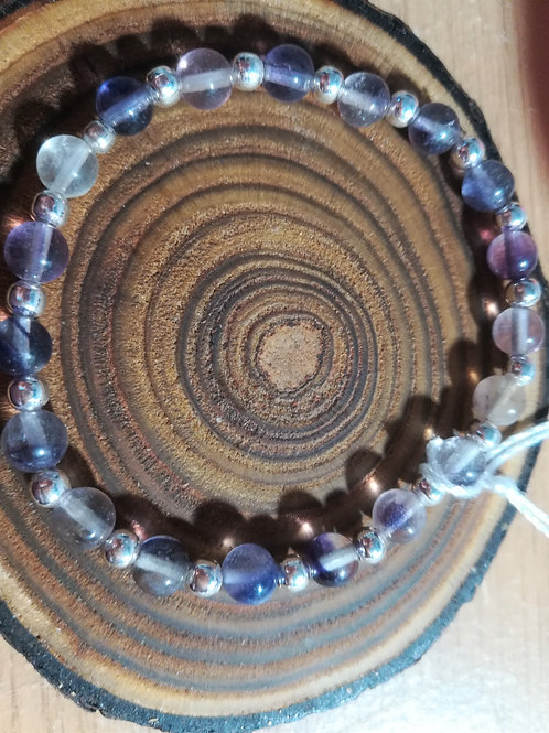 Flourite Gemstone Bracelet