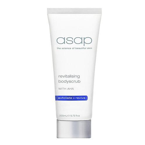 asap-revitalising bodyscrub with AHA