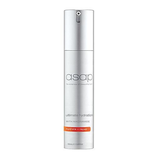 asap - ultimte hydration moisturiser