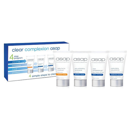 asap - clear complexion Kit