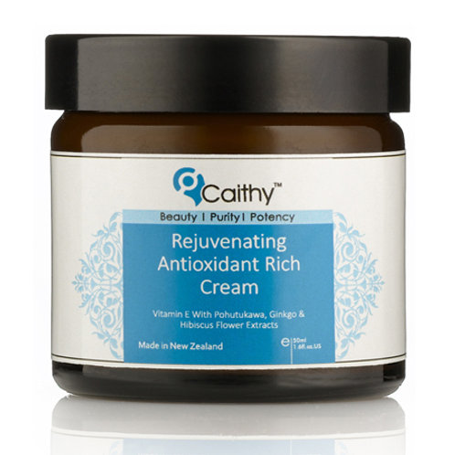 Rejuvenating Antioxidant Rich Cream