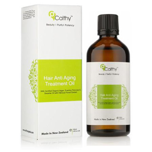 Hair Anti Aging Treatment Oil 100ml