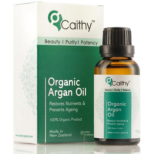 Organic Argan Oil 30ml