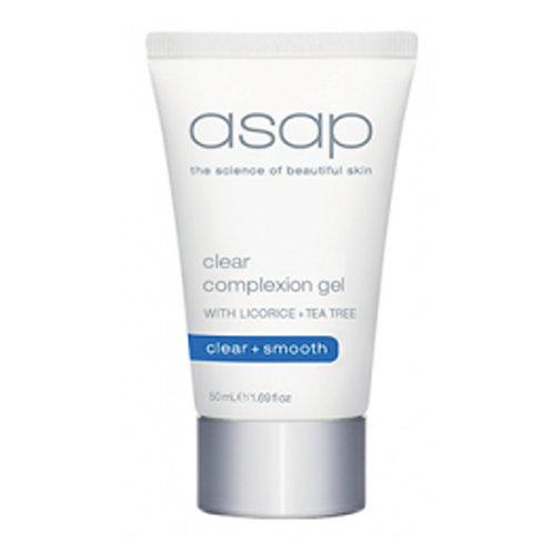 asap - clear complexion gel