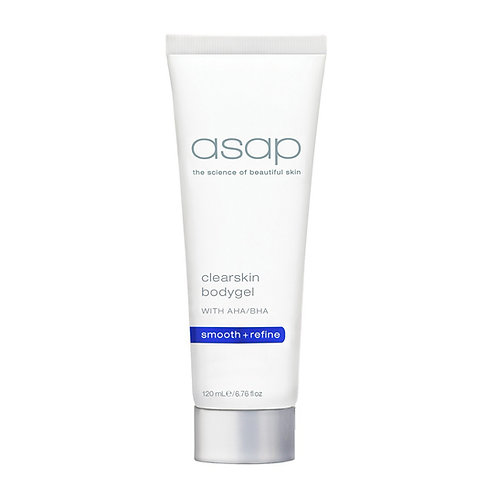 asap - clearskin body gel