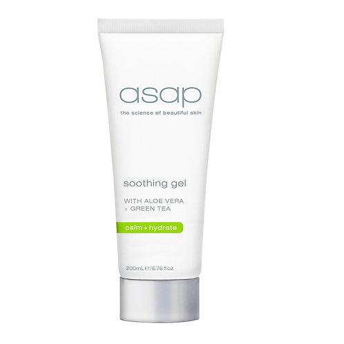 asap - soothing gel