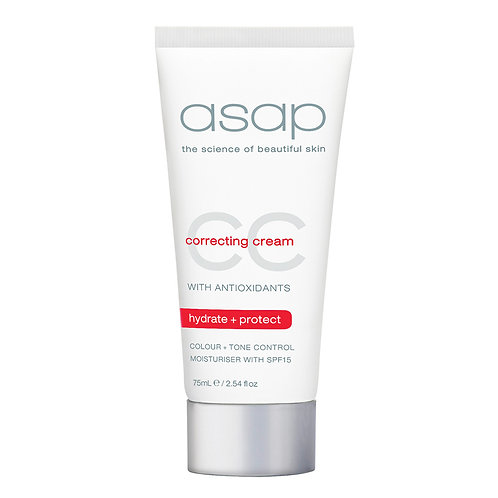 asap - correcting cream with SPF15