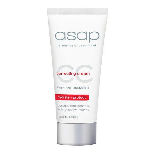 asap - correcting cream with SPF15