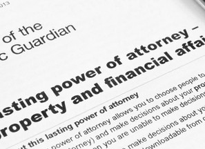 The importance of Lasting Powers of Attorney