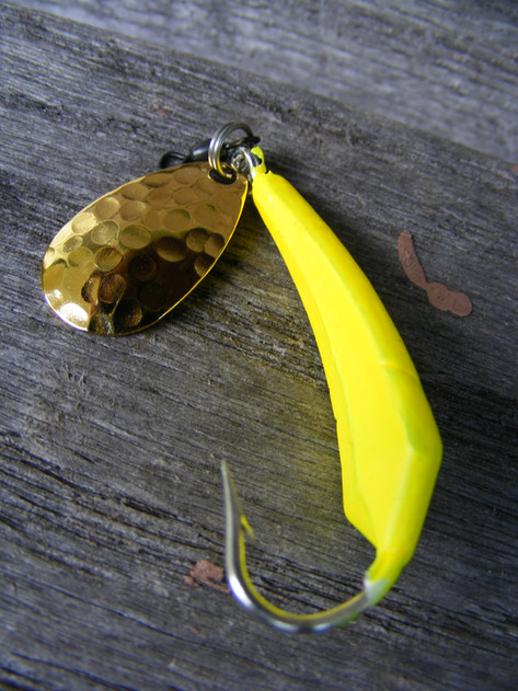 Yellow with Spinner