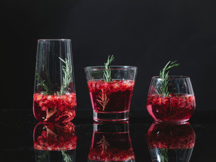 """""""Healthified"""" Holiday Cocktails/Beverages to Try"""