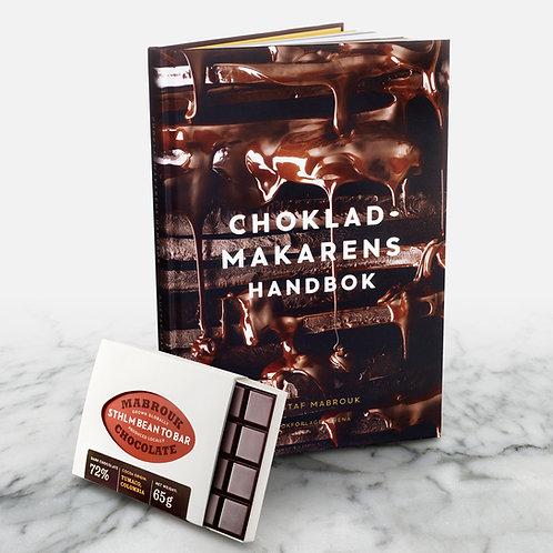 Hantverkschoklad + Bok