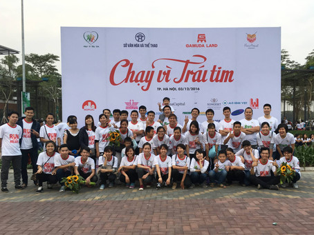 Run for the heart 2016