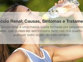 Calculo Renal - Causas, Sintomas e Tratamento