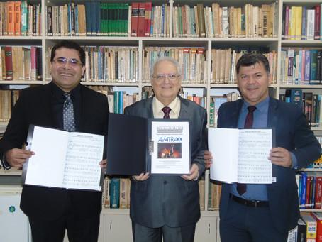 Seminário em homenagem aos 40 anos da AMATRA 8 terá a primeira audição mundial do Hino da entidade