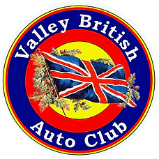 Valley British Auto Club logo
