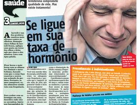 Se Ligue Em Sua Taxa de Hormônio