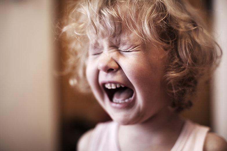 Crying  little girl. Sad baby. .jpg