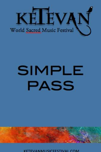 Simple Pass /