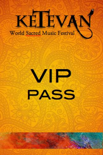 VIP PASS FOR SATURDAY 15.2.2016