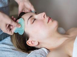 Stimulating Jade Guasha facial