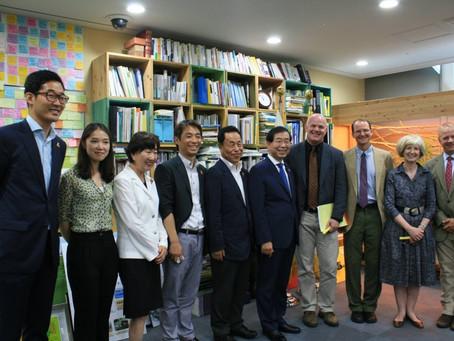 소셜벤처파트너스 인터내셔널(SVPI) 대표단이 한국을 방문하였습니다.