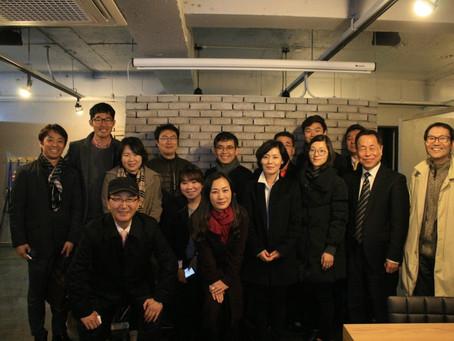 소셜벤처파트너스서울 / 3월 네트워크모임