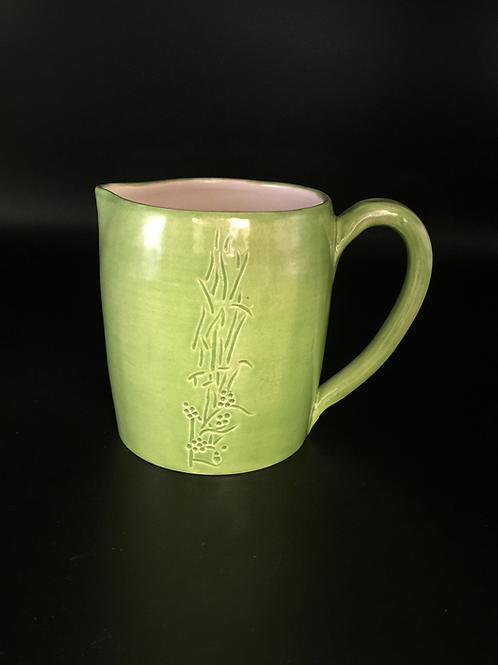 Pichet bambou