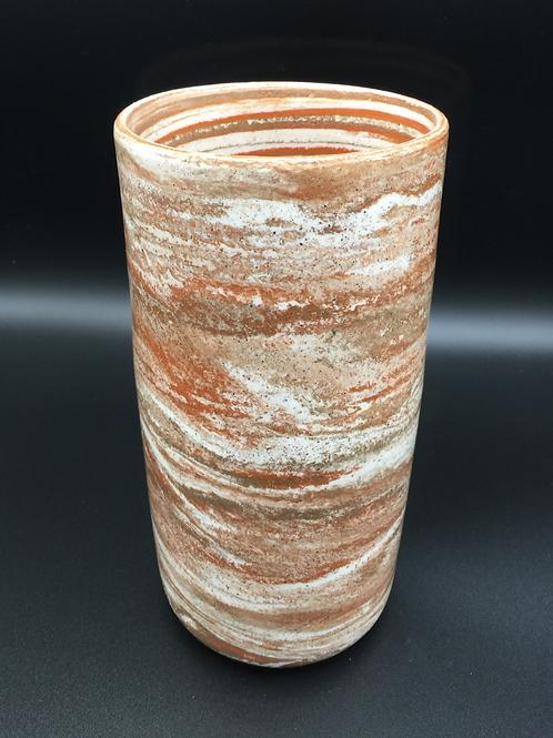 Grand vase vent de sables