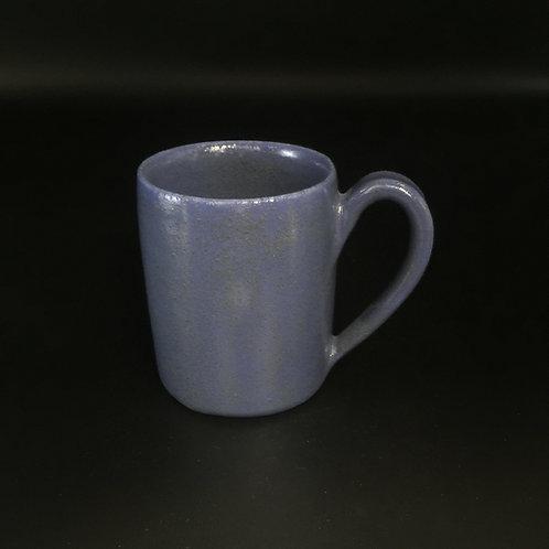 Mug bleu doré
