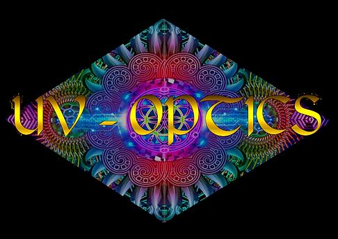 Goa Party Dekoteam mieten - UV-Optics - Dekoration Psy Event - New Design
