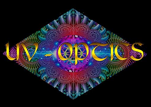 UV-Optics - Dekoration Psy Event - New Design