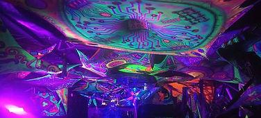 Goa Festival Dekoteam buchen Deutschland