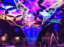 Goa Party Deko mieten - Dekoteam buchen